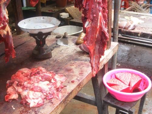 Market,China