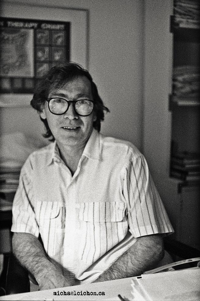 Remembering Frank Pridham
