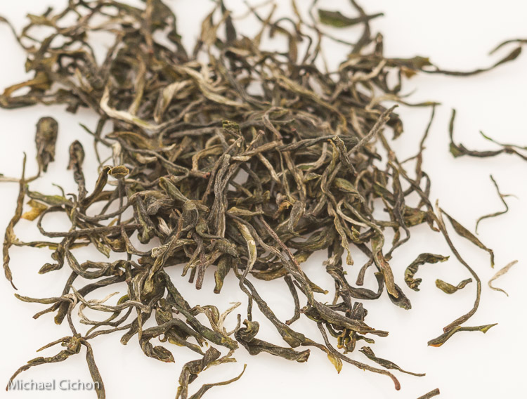 south korean green tea woo jun first flush