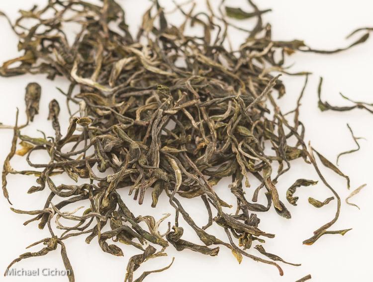 south korean green tea woo jun first flush