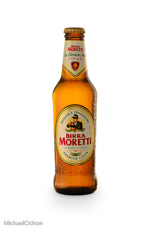 Moretti Italian Beer